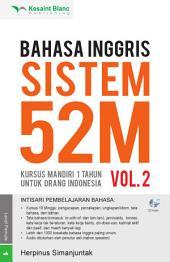 Bahasa Inggris Sistem 52 M Jilid 2