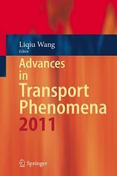 Advances in Transport Phenomena 2011