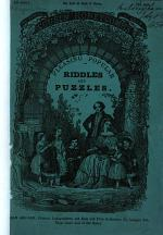 Cousin Honeycomb's Pleasing Popular Riddles and Puzzles. [With illustrations.]