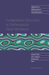 Fundamental Directions in Mathematical Fluid Mechanics