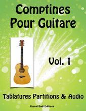 Comptines Pour Guitare Vol. 1