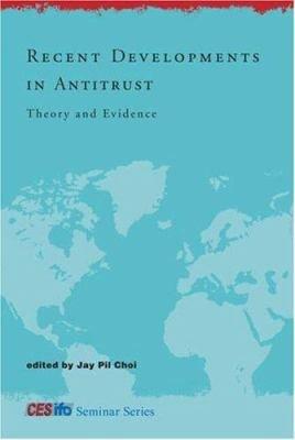 Recent Developments in Antitrust PDF