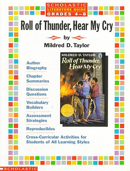 Download Roll of Thunder  Hear My Cry Book