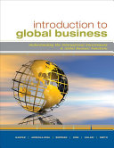 Introduction to Global Business  Understanding the International Environment   Global Business Functions