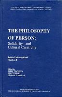 The Philosophy of Person PDF