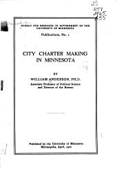 City Charter Making in Minnesota