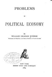 Problems in Political Economy