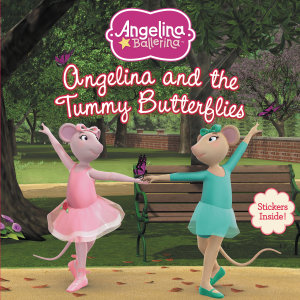 Angelina and the Tummy Butterflies PDF