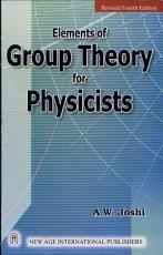 Elements of Group Theory for Physicists