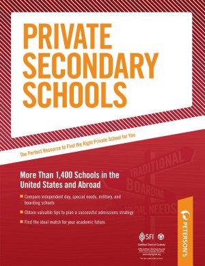 Private Secondary Schools