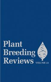 Plant Breeding Reviews: Volume 62