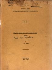 Technical Note - National Advisory Committee for Aeronautics: Volumes 5-20