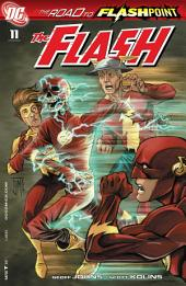 The Flash (2010-) #11