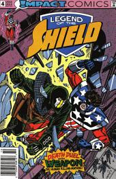 The Legend of The Shield: Impact #4
