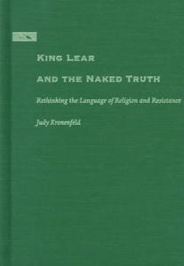 King Lear and the Naked Truth Book