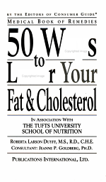 50 Ways to Lower Your Fat and Cholesterol