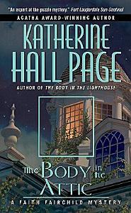 The Body in the Attic Book