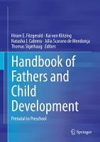 Handbook of Fathers and Child Development PDF