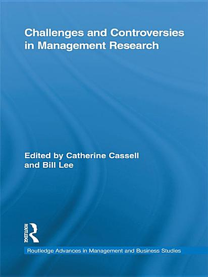 Challenges and Controversies in Management Research PDF