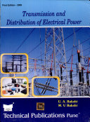 Transmission And Distribution Of Electrical Power PDF