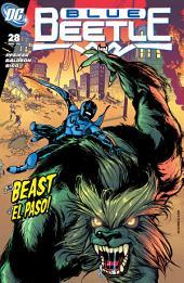Blue Beetle (2006-) #28