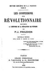 Œuvres complètes de P.-J. Proudhon: Volume9