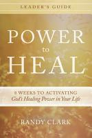 Power to Heal Leader s Guide PDF