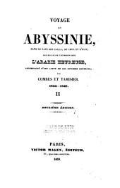 Voyage en Abyssinie