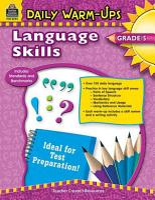 Language Skills  Grade 5 PDF