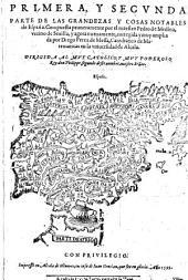 Primera y segunda parte de las Grandezas y cosas notables de España