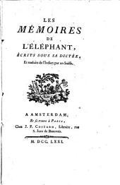 Les Mémoires De L'Éléphant