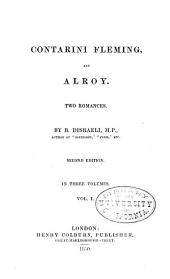 Contarini Fleming, and Alroy: Two Romances, Volume 1