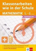 Klassenarbeiten wie in der Schule Mathematik