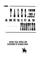 Tales from the American Frontier PDF