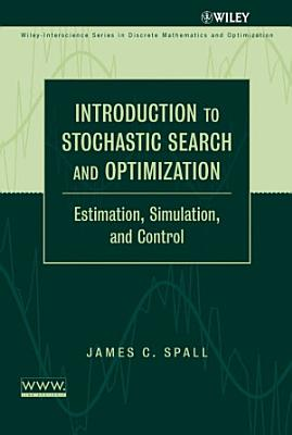 Introduction to Stochastic Search and Optimization PDF