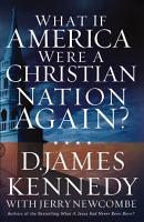 What If America Were a Christian Nation Again  PDF