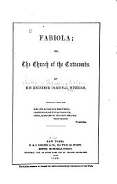Fabiola; Or, The Church of the Catacombs