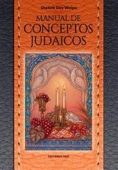 Manual De Conceptos Judaicos