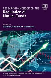 Research Handbook on the Regulation of Mutual Funds
