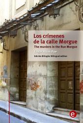 Los crímenes de la calle Morgue/The murders in the Rue Morgue
