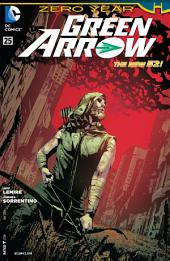 Green Arrow (2011-) #25