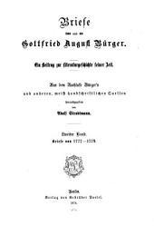 bd. Briefe von 1777-1779