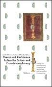 Muster und Funktionen kultureller Selbst  und Fremdwahrnehmung PDF