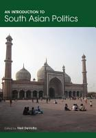 An Introduction to South Asian Politics PDF