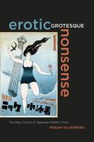 Erotic Grotesque Nonsense PDF