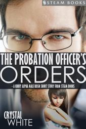 The Probation Officer's Orders - A Kinky Alpha Male BDSM Short Story From Steam Books