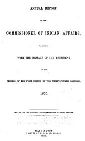 Extracts from the Annual Report of the Secretary of the Interior ... Relating to the Bureau of Indian Affairs