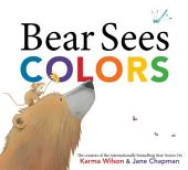 Bear Sees Colors: with audio recording