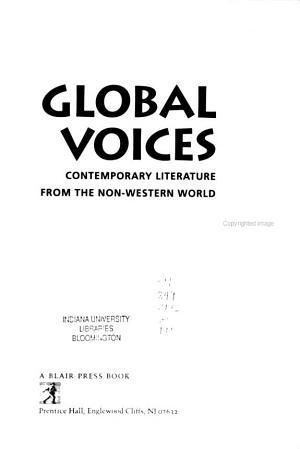 Global Voices PDF
