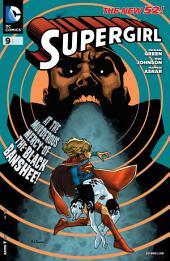 Supergirl (2011-) #9